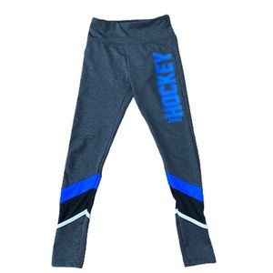 Justice hockey athletic pants size 10